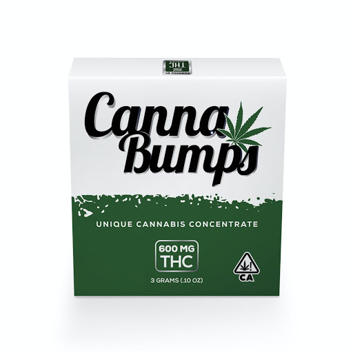 Canna Bumps Cannabis Concentrate for your nose